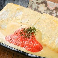 明太チーズ出し巻き