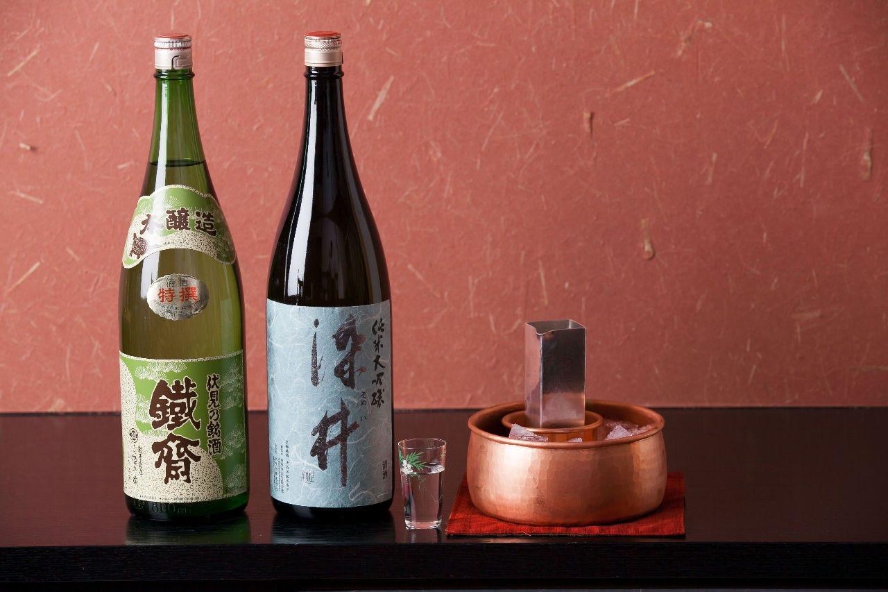 お料理と楽しむ京都の地酒