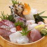 日本海の新鮮な鮮魚をリーズナブルにお楽しみいただけます!