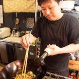 沖縄より取り寄せた食材を使用しております!