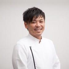 感性豊かなシェフ・山本健一氏