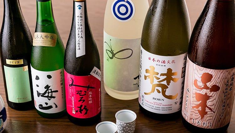 今宵の一献~秋田のお酒でキュッと~