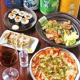 【コース】 当店自慢の料理をたっぷりと堪能できる宴会コース