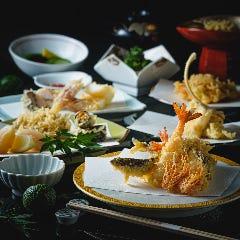 天ぷらコース〈宴〉