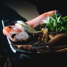 徹底した食へのこだわり…厳選食材