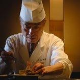 【天ぷら】伝統の職人技が光る歴史ある天ぷらをご堪能下さい。