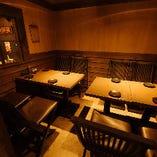 【テーブル個室(8名様まで)】