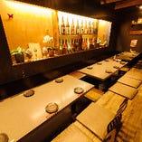 西武新宿線 本川越駅 徒歩3分!大人の隠れ家で楽しむ宴会【店舗貸切(47名様まで)】
