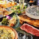 【宴会】 ご利用シーンやご予算で選べるコースを各種ご用意