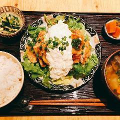 [宮崎]チキン南蛮定食