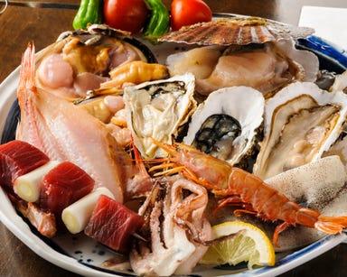海鮮酒場 魚雑葉  コースの画像