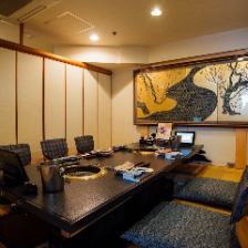 個室完備◇新宿の街を望む寛ぎ空間