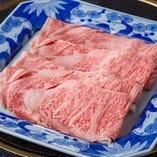 [しゃぶしゃぶ&すき焼き] 松阪牛や黒毛和牛を使った自慢の逸品