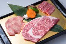 絶品国産肉を選べるコースで堪能する