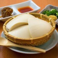 名物 ざる豆腐