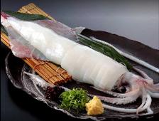吹田でイカをはじめとした魚介が美味しいお店『参と壱』