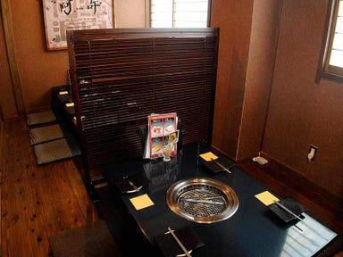 焼肉DINING あ・うん 和sian taste  店内の画像