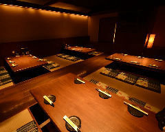 個室空間 湯葉豆腐料理 福福屋 宮原東口駅前店 店内の画像