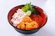 人気三色丼 ¥3,380