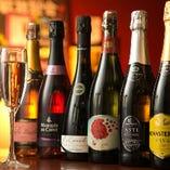 ◆コスパ抜群!料理相性◎のソムリエ厳選ワインが1本1980円~!