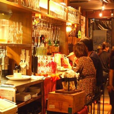 Italian Barcafe KIMURAYA 飯田橋 店内の画像