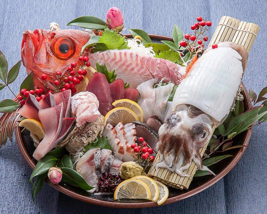 旬の魚と炙り焼 惣や