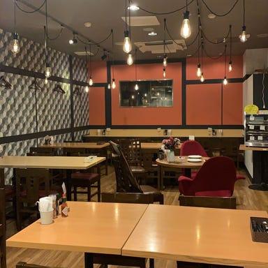 Cafe&Kitchen DanRan JR成田西口店 店内の画像