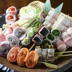 串焼き 創作料理 ほていちゃん