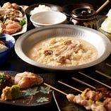 コース料理は3H飲み放題付き全7品2,700円~種類豊富にご用意!