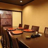 テーブル個室(3~8名様)