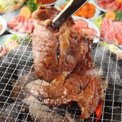 炭火焼肉・ジンギスカン食べ放題 炭の談笑屋 新橋店