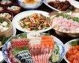 5,000円飲み放題コース 刺身、寄せ鍋、中華料理4品、デザート