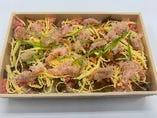 蟹ちらし寿司