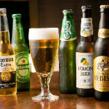 最初の一杯に最適なビールは10種類の中からお選びいただけます