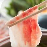 ◎【日曜日限定】豚しゃぶ食べ放題:1,980円(一人前)
