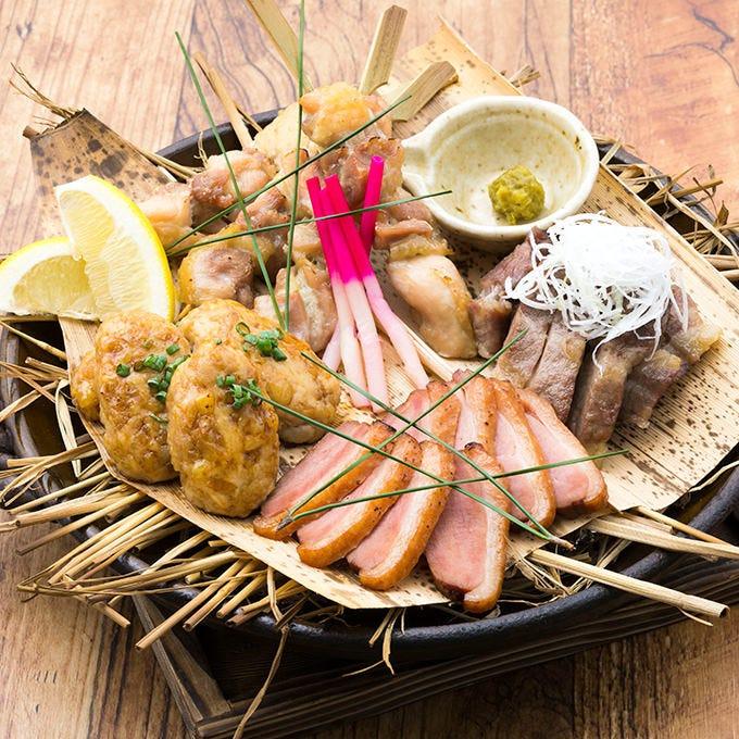 徳島県のブランド鶏 『阿波尾鶏』