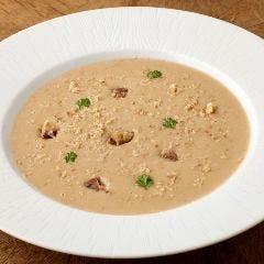 シャテーニュ栗のスープ