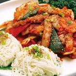 テナガタコ素麺
