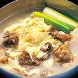 カルビタン(牛骨スープ)