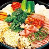 鍋セット (3~4名様向き)
