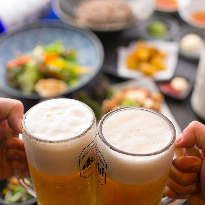 お鍋にプラスで、本日のおすすめ一品もお付けします◎『2,500円コース』 宴会 飲み会 女子会