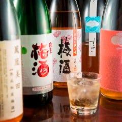 おすすめ梅酒☆(一部)