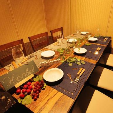 最大180種食べ飲み放題 個室×肉バル MATILDA-マチルダ- 札幌店 店内の画像