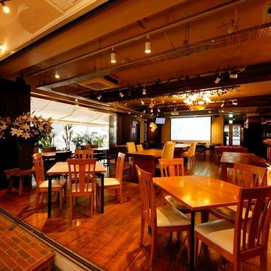 渋谷 原宿 個室 テラス BBQ Blue Garden コースの画像
