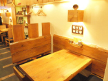 テーブル席各種・ほりごたつ8名個室など各種のご宴会に!
