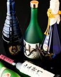 福岡の地のお酒もご用意しております。