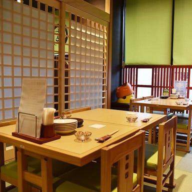 天ぷら・スキレット 吉福(きちふく)  店内の画像