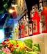 高品質の20種類のフレバーで飲み物をカスタマイズ