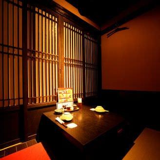 個室居酒屋 くいもの屋わん お台場デックス東京ビーチ店 店内の画像