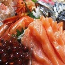 オロロンラインから直送の新鮮な魚介